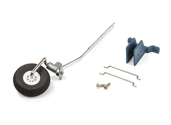 H-King J3 Navy Cub - Tail Wheel Assembly