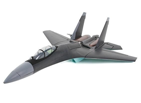 "SU-35 MkII Fighter Jet 735mm (29"") EPO (PnP)"