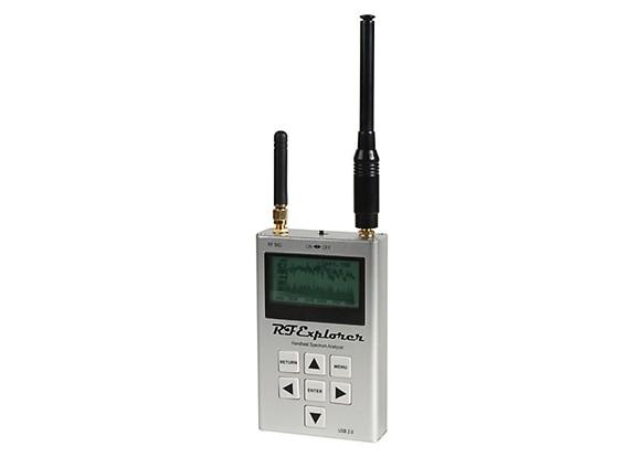 RF Explorer - Handheld Spectrum Analyzer 15MHz-2.7GHz / 4.85GHz-6.1GHz (6G Combo)