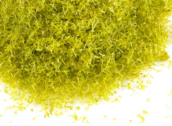 Scenic Foliage Material 250g (Yellow-Green)