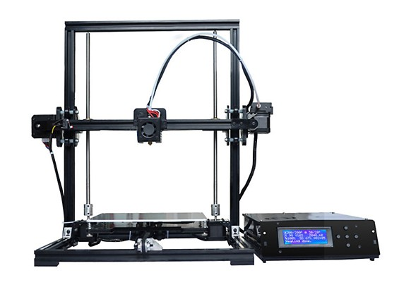 Tronxy X-3 Desktop 3D Printer Kit w/Auto Level (UK Plug) 1
