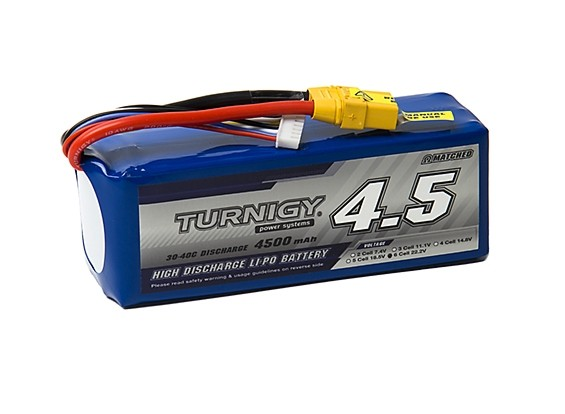 Turnigy-battery-4500mah-6s-30c-lipo-battery-xt90