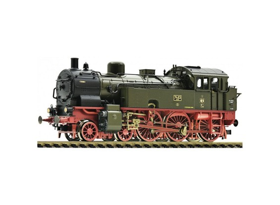 Roco/Fleischmann HO 4-6-0 Steam Tank Locomotive T 10 K.P.E.V. with Fitted Decoder
