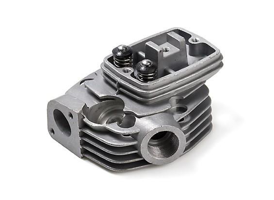 ASP FS70AR - Cylinder Head Assembly 70103F(1pc) 80-H(1pc) 80-J(1pc)