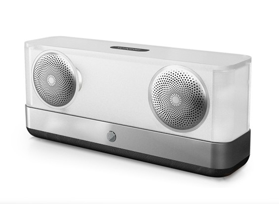 Vidson I30 Portable Intelligent Bluetooth Speaker Transparent with 20W Subwoofer