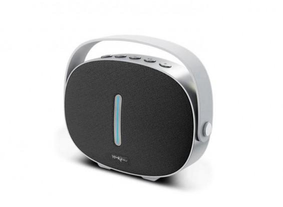 W-King T6 Portable Intelligent Bluetooth Speaker With Calls/ TF/ AUX / FM Radio
