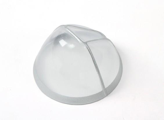 Nase Verkleidung Silber