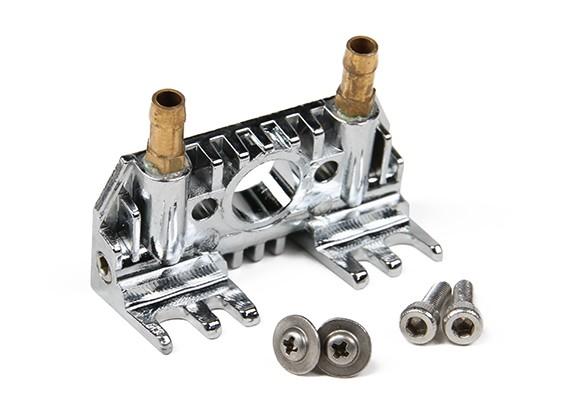 Wassergekühlter Motor montieren - Hydrotek