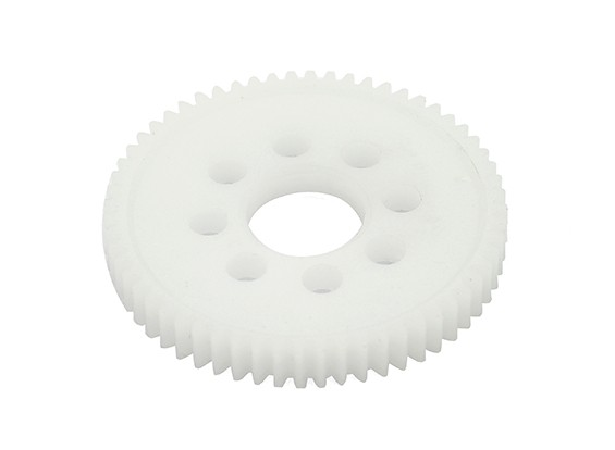 """Robinson Racing """"PRO"""" Bearbeitete Spur Gear 48 Pitch 66T"""
