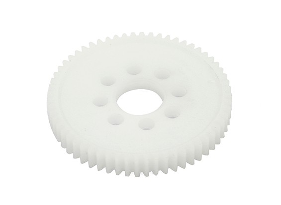 "Robinson Racing ""PRO"" Bearbeitete Spur Gear 48 Pitch 70T"