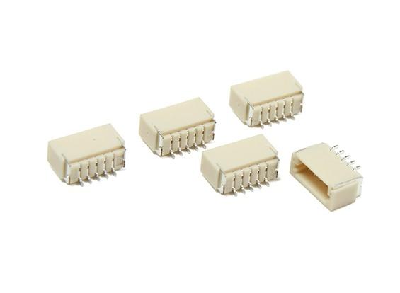 JST-SH 5Pin Socket (Oberflächenmontage) (5 Stück)