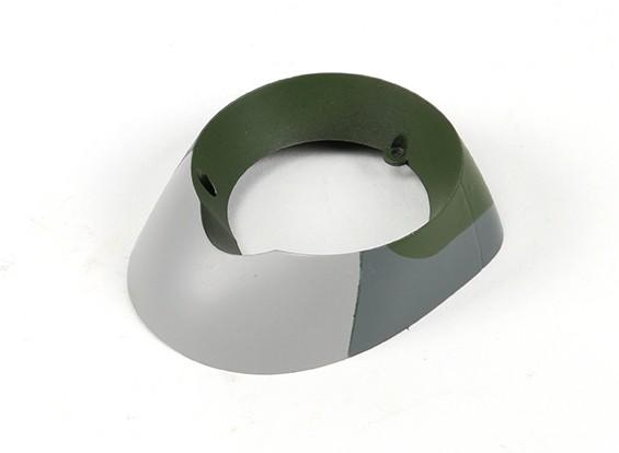 ETO (grün / grau) Spitfire Gugel. ETO Farben