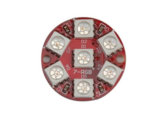 2812 7-Bit Full Color 5050 RGB LED-Modul