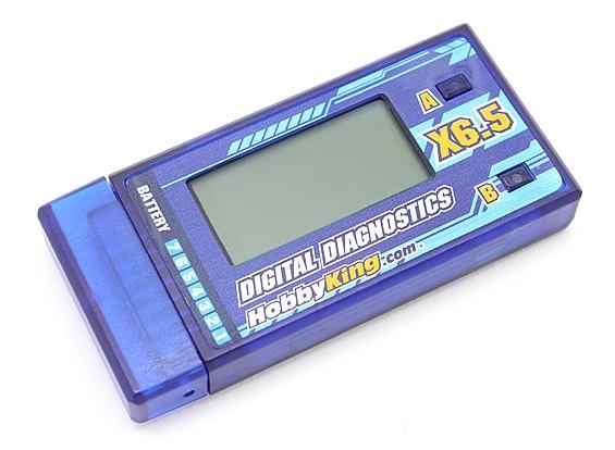 X6.5 digitaler Zellen Recorder 1S ~ 6S
