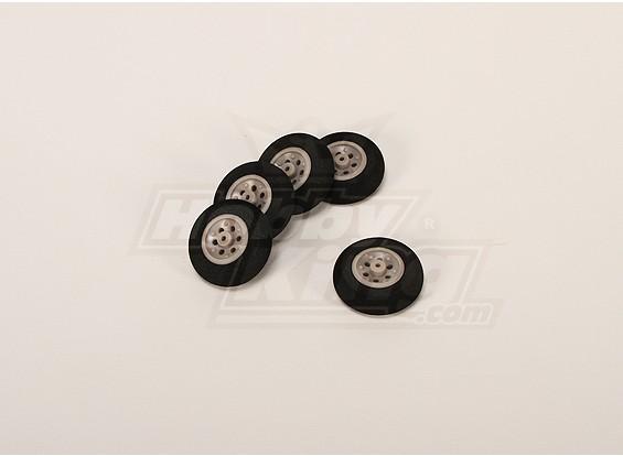 Super Light Wheels D40xH12 (5pcs / bag)