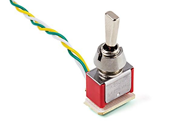 2-Wege-Positionsschalter für FS-i4X (kurze Antrieb)