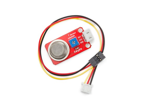 ngduino MQ-2-Gas-Sensor, Smok, Methan, Butan-Erkennung