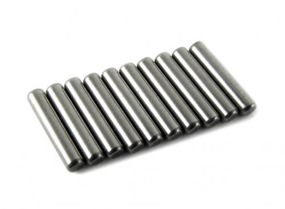 2x9.8mm Pin (10 Stück)