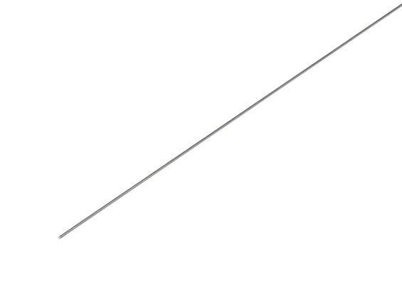 """K&S Precision Metals Piano Wire 0.025"""" x 36"""" (Qty 1)"""