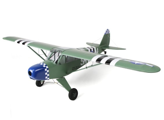 L-4 Grasshopper 46 Größe EP-GP