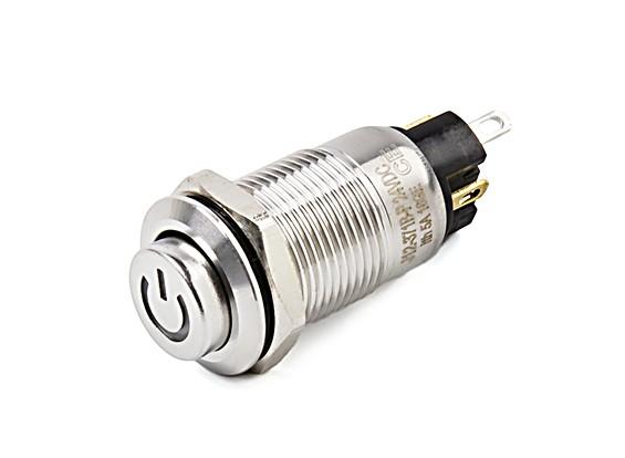 Metall 12mm Schalter