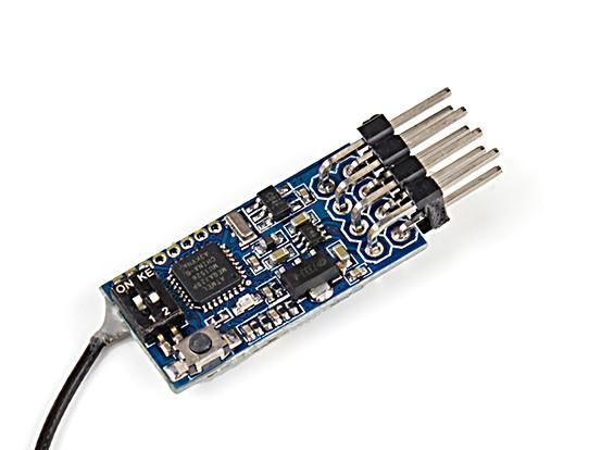 Tiny 8ch FRSKY ACCST Compatible Receiver SBUS/PPM output