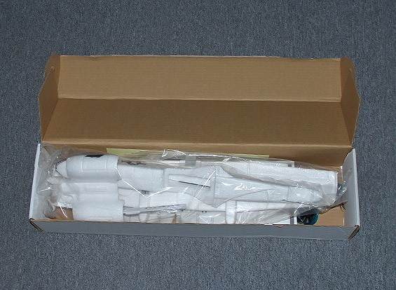 SCRATCH / DENT Micro A-10 Jet EDF 30mm x 2 (ARF)