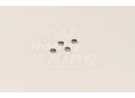 GT450PRO Lager (7.98x2.98x3.95mm) 4pcs