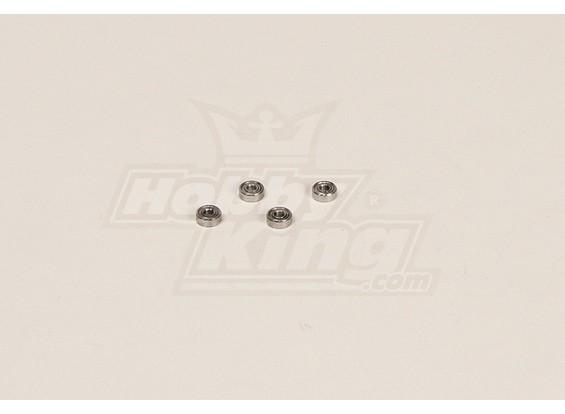 GT450PRO Lager (7.99x2.96x2.96mm) 4pcs