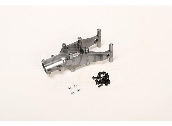 HK600GT Metall Heckrohr Inhaber (H60035-1)