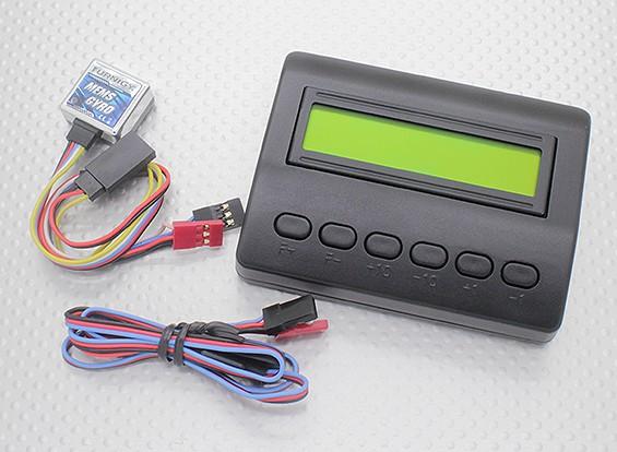 Turnigy Mini MEMS AVCS Gyro & Programm-Kasten