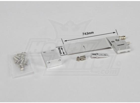 Rudder Set - Klein (74.5mm)