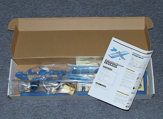 SCRATCH / DENT Cuckoo Parkfly mit 30mm EDF und ESC 580mm (ARF)