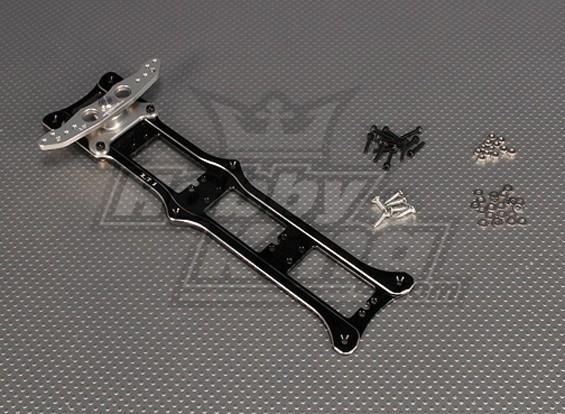 CNC Rudder 3_Tray 3,5 Zoll (M3) Schwarz
