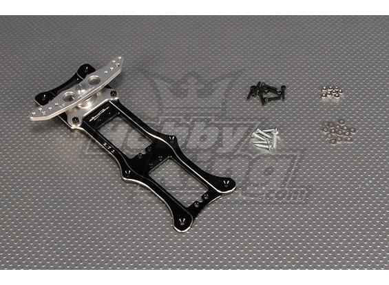 CNC Rudder 2_Tray 3,5 Zoll (M3) Schwarz
