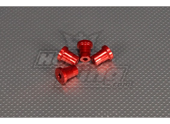 CNC Standoff 20 mm (M5) Rot