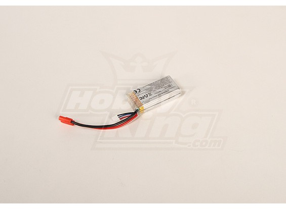 Walkera HM1 # A (2.4G) Batterie (7,4V 1200mAh)
