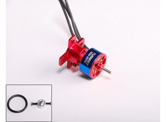 Turnigy 1400 Brushless Motor Indoor 3000kv