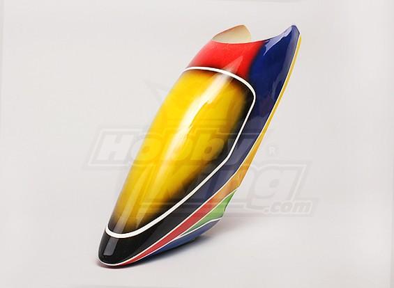 Fiberglass Canopy für Trex-700 Nitro