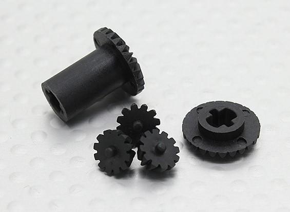 Diff.Gear 5 Stück - 118B, A2006, A2035 und A2023T