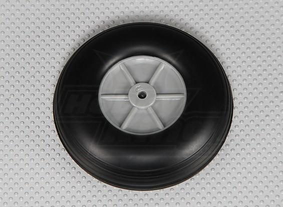 Gummi-Rad 101mm (4,0 Zoll)