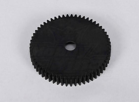 Kunststoff-Spur Gear 57 Tooth (1pc / bag) - 260 und 260S