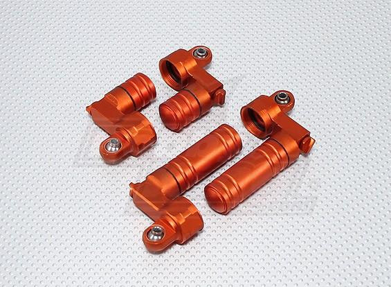 Alloy Shock Cap Set (1Set / Bag) - 260 und 260S