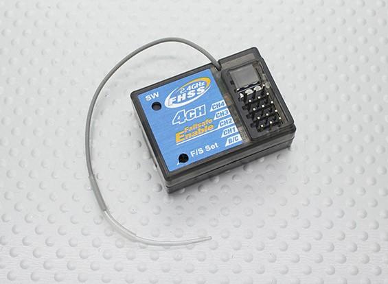 RS260-63012 2.4G Empfänger (1set / bag) - Baja 260 und 260s