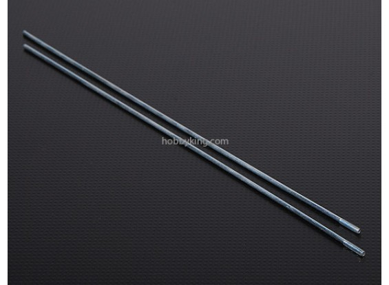 Metalldruck Rods M2xL300 (2pcs / set)
