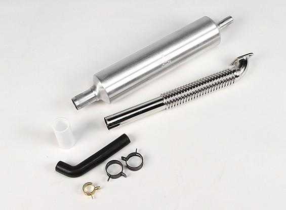 26-30cc Reso-Rohr-Set mit Flexi-Header