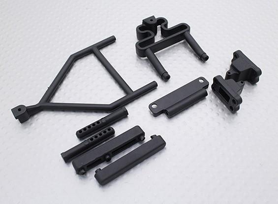 Batterie-Support / Stoßstangenhalter F / R - A2023T, A2027, A2029 und A2035