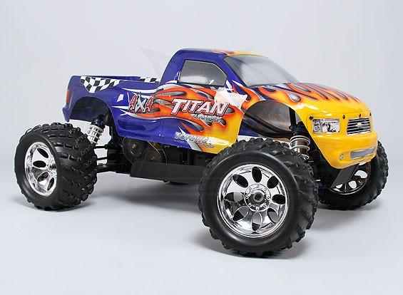 Turnigy Titan 1/5 Maßstab 28cc Monster Truck