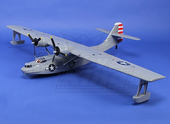PBY Catalina 1470mm P & P (AU Warehouse)