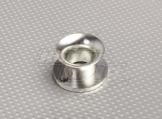 Ansaugtrichter für 70cc-150cc Benzinmotor (Silber)